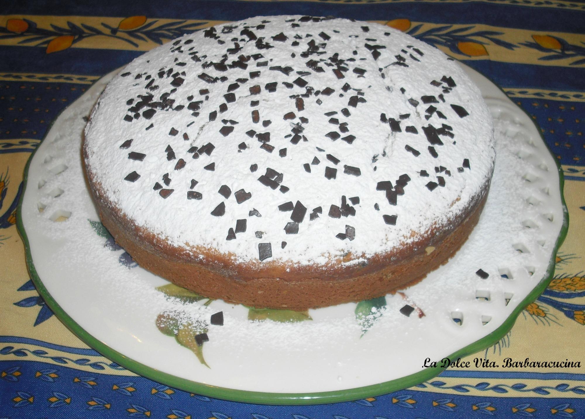torta morbida alla ricotta 1