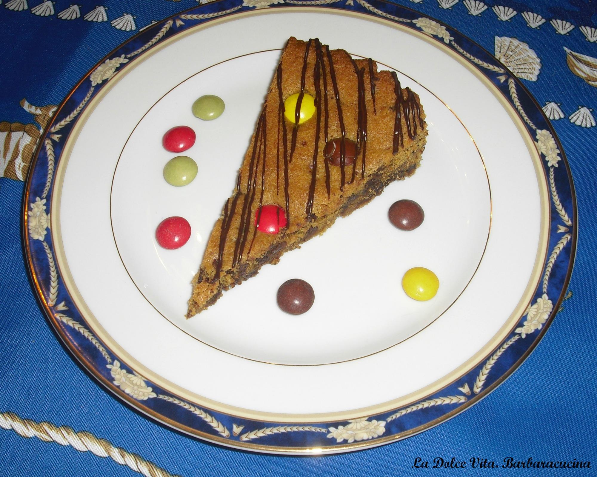 biscotto gigante 4