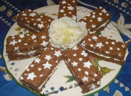 Merendine pan di stelle!!