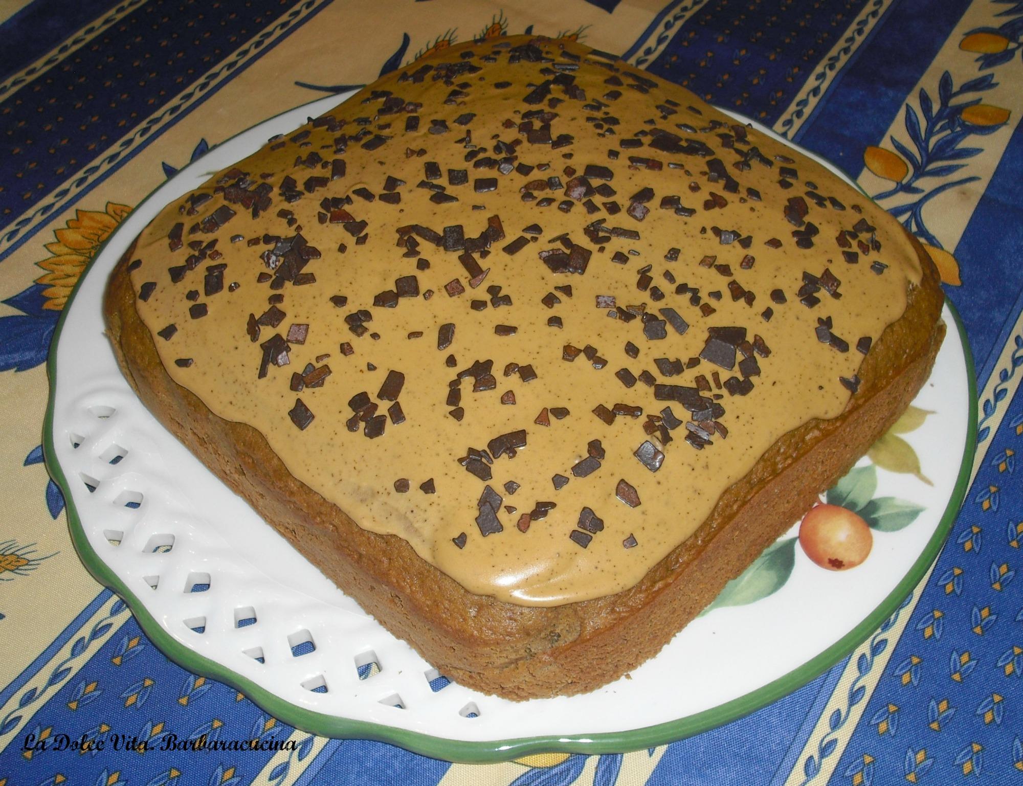 torta al caffè espresso 2