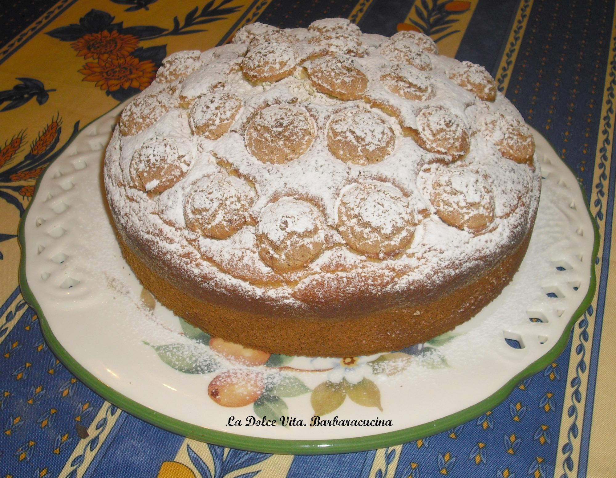 torta alta alla ricotta 2