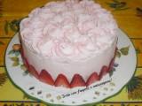 torta con fragole e mascarpone 1