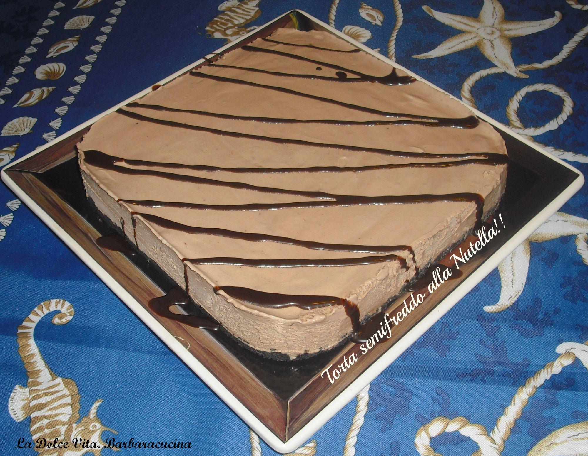torta semifreddo alla nutella 2