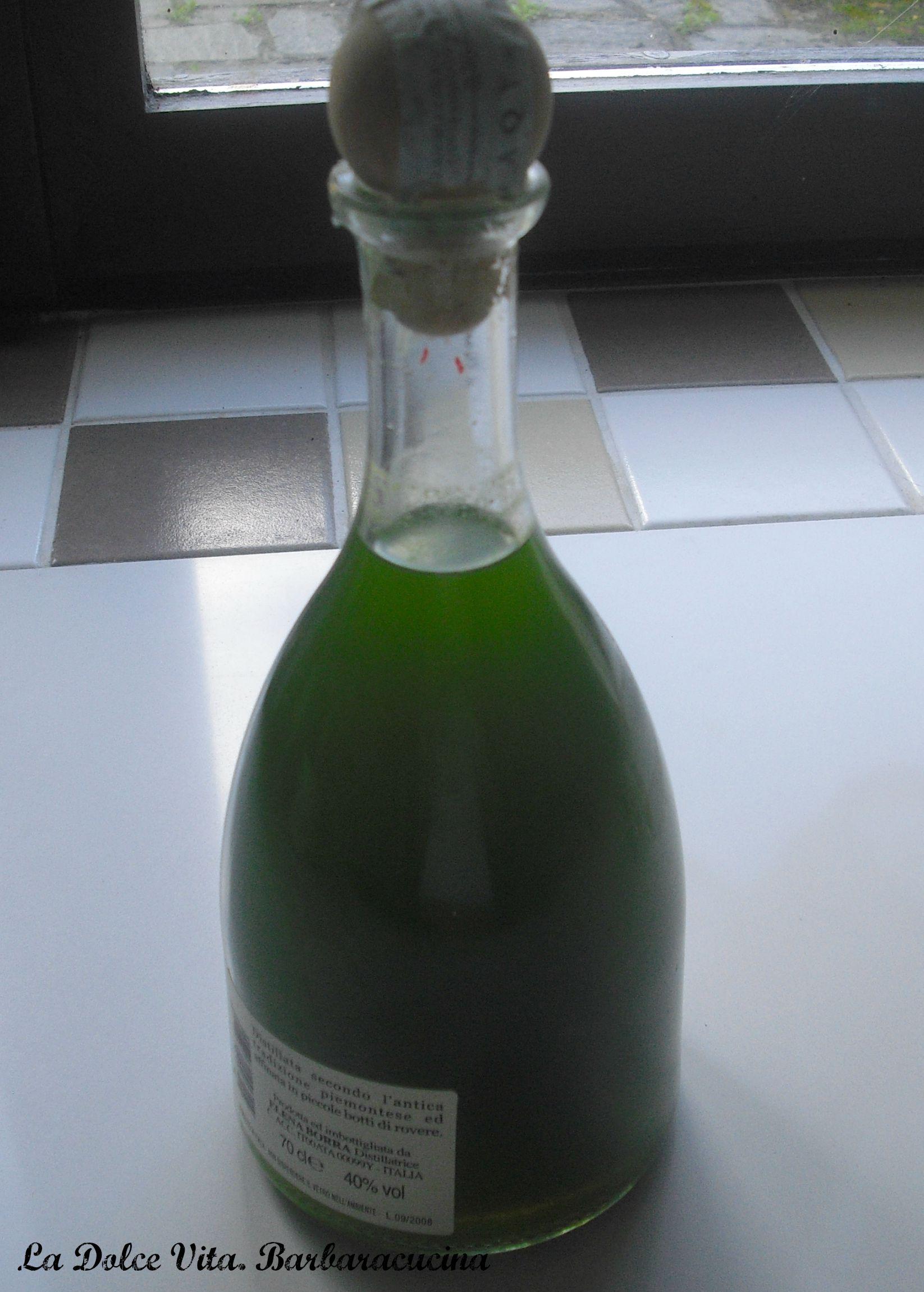 liquore alla menta 2