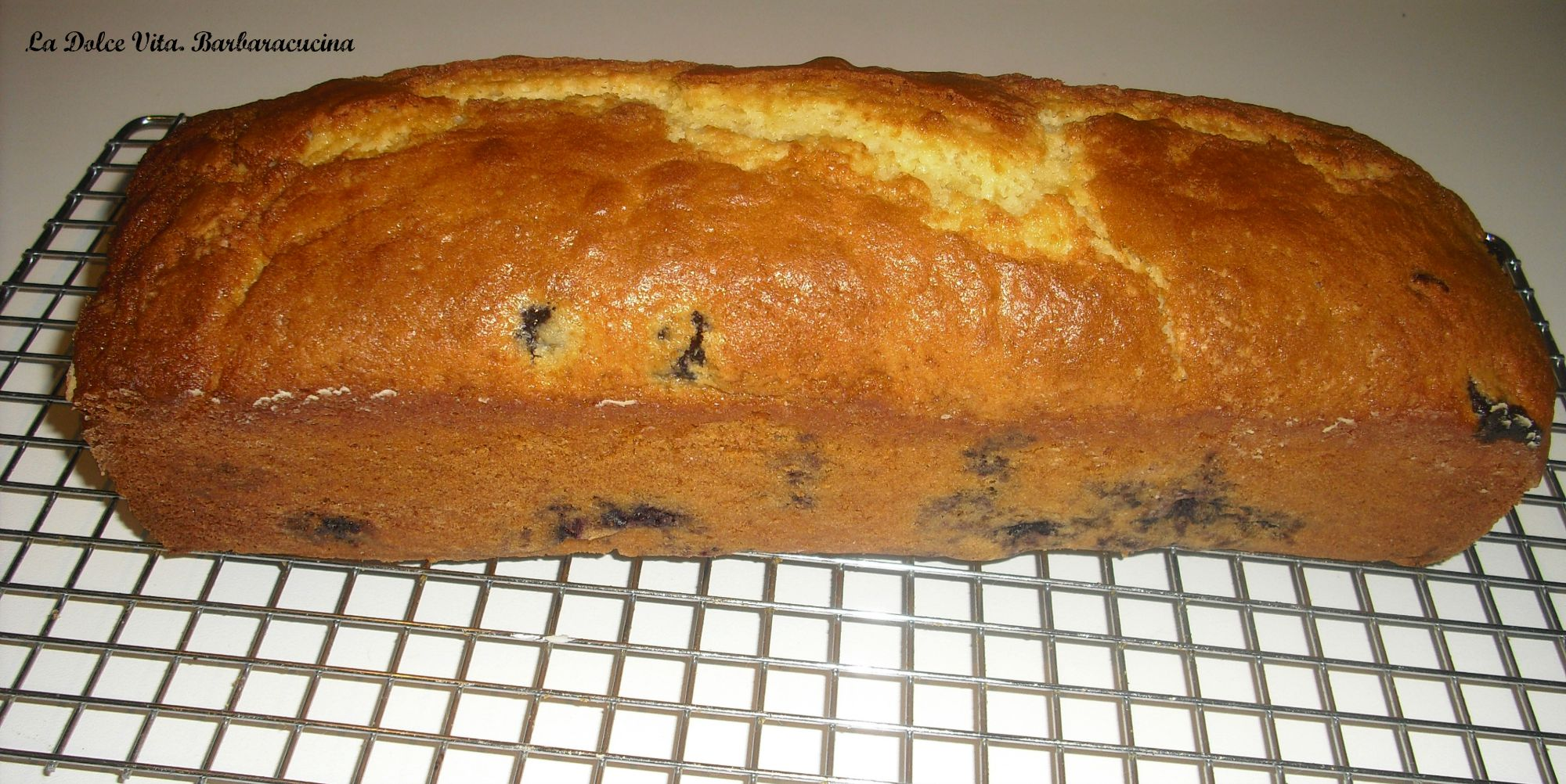 plumcake soffice ai mirtilli 2
