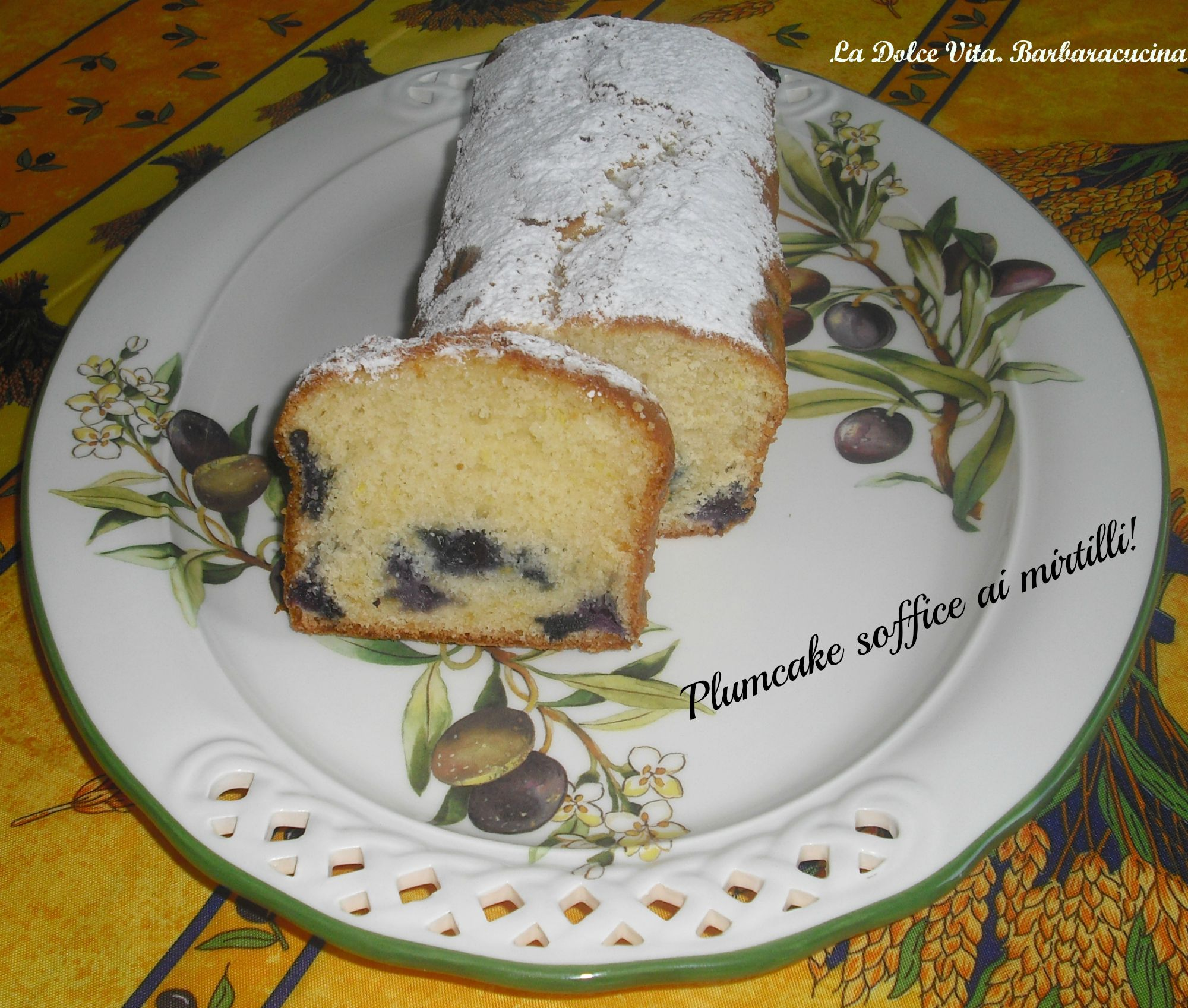 plumcake soffice ai mirtilli 3