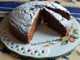 torta al cioccolato fondente 3