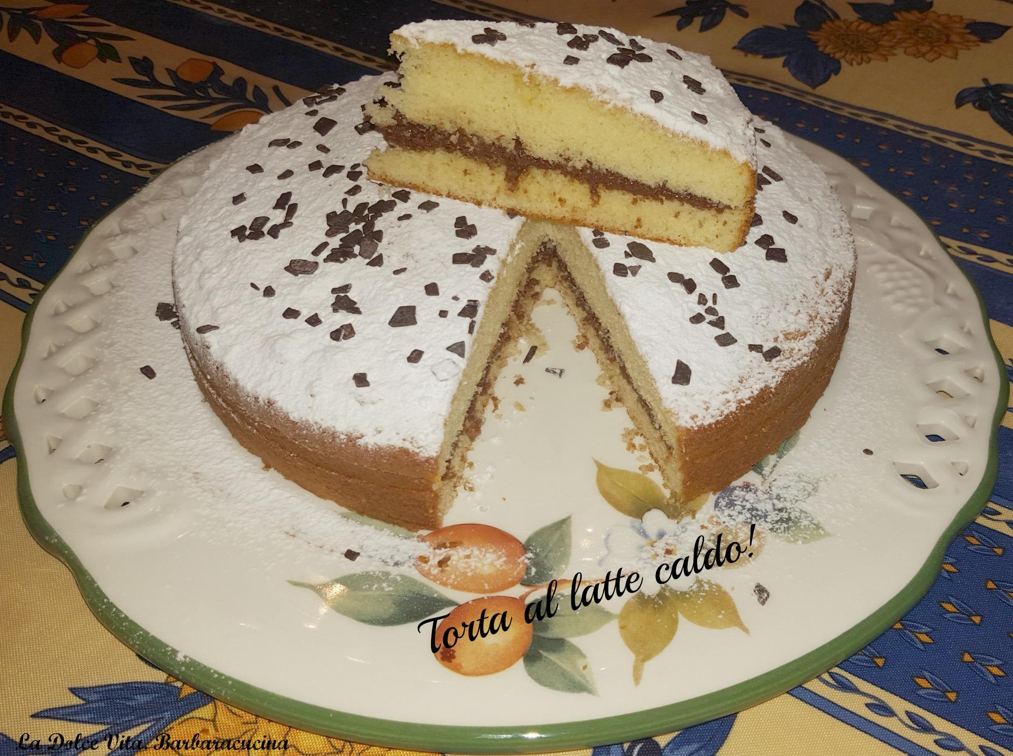 torta al latte caldo 3