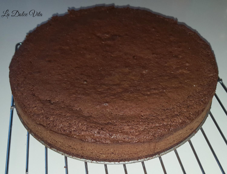 torta cioccolato e mandorle 1