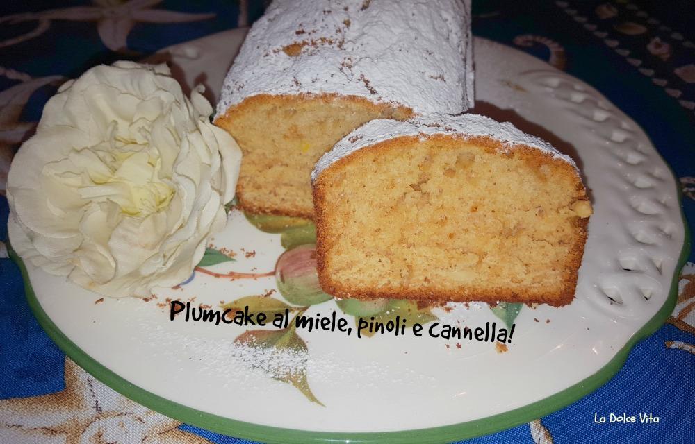 plumcake al miele 3