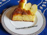 torta di mele e mascarpone 3