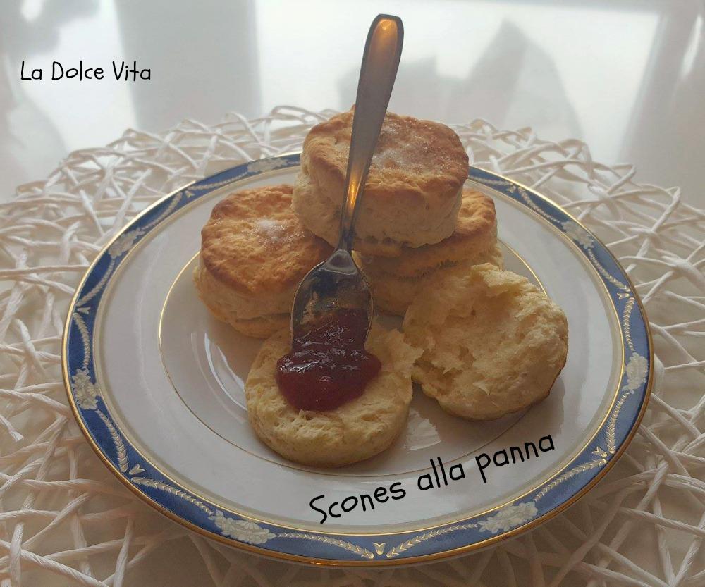 scones ricetta veloce 1