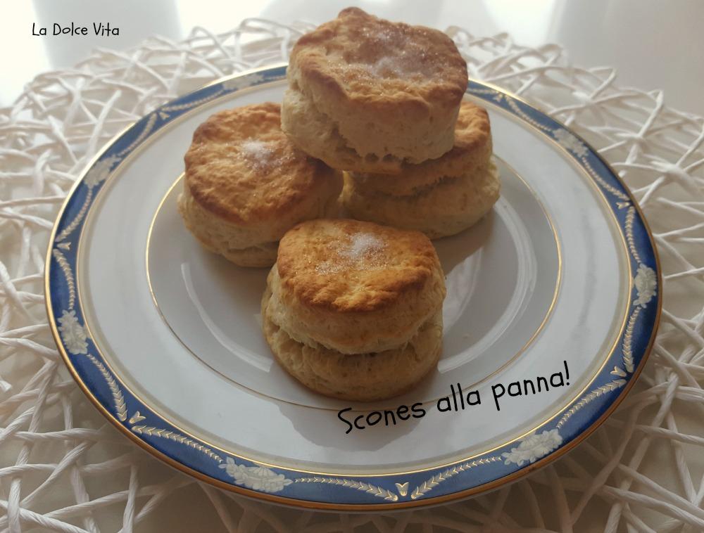 scones ricetta veloce