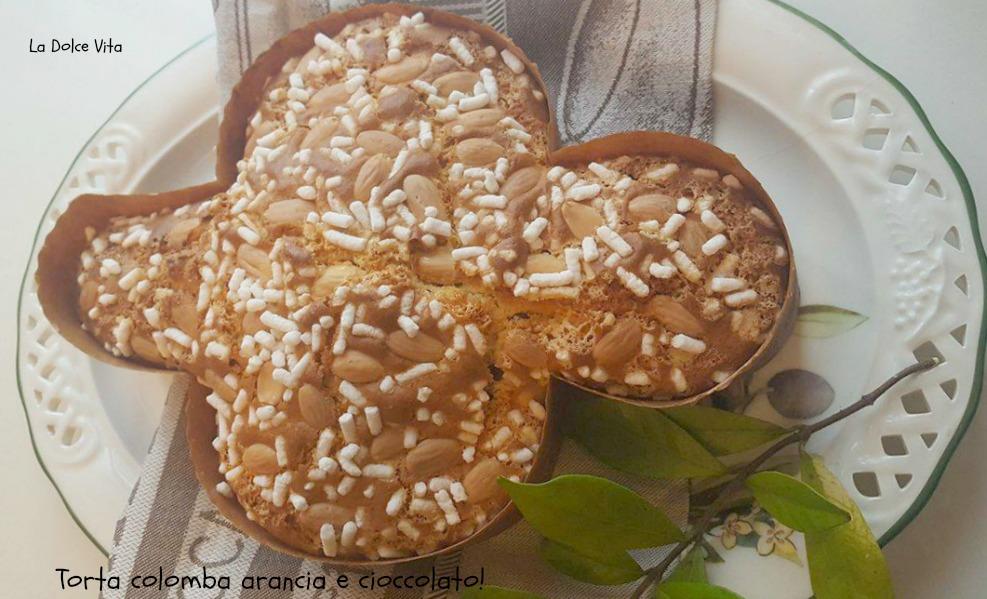 torta colomba 2