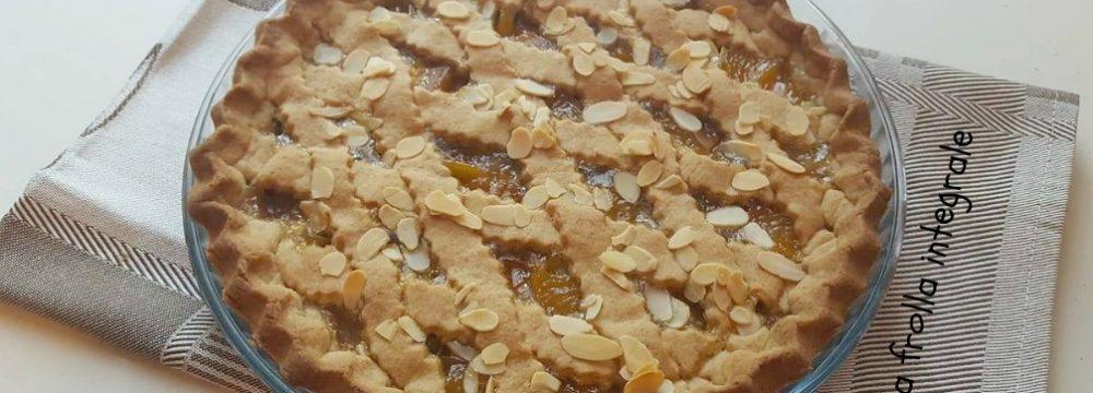 Pasta frolla integrale ricetta rustica
