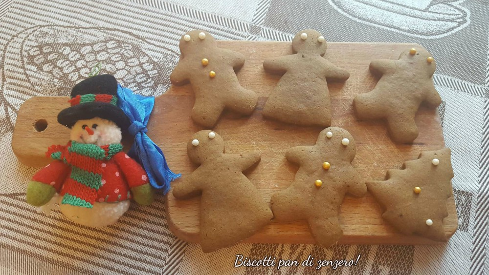 biscotti pan di zenzero 4