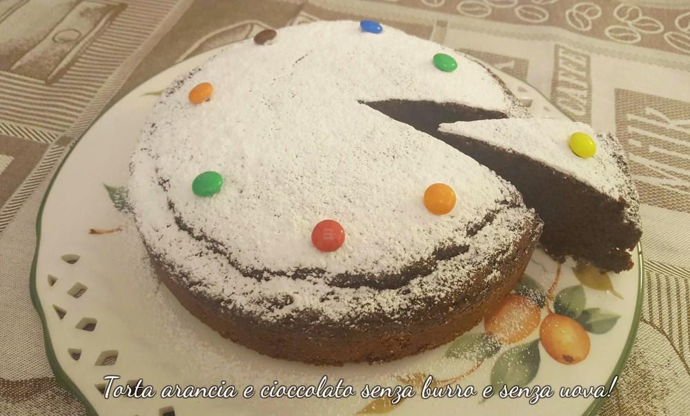 torta arancia e cioccolato 2