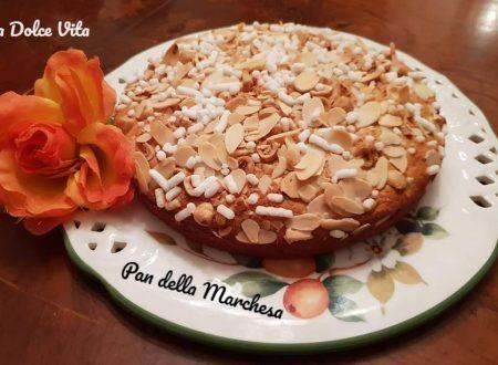 Pan della marchesa con nocciole e cioccolato!