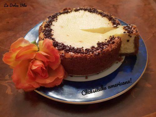 Cheesecake ricetta americana!