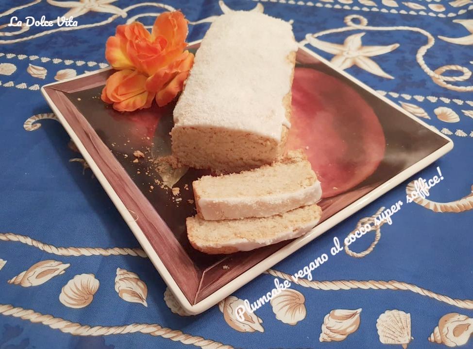 plumcake vegano al cocco 2