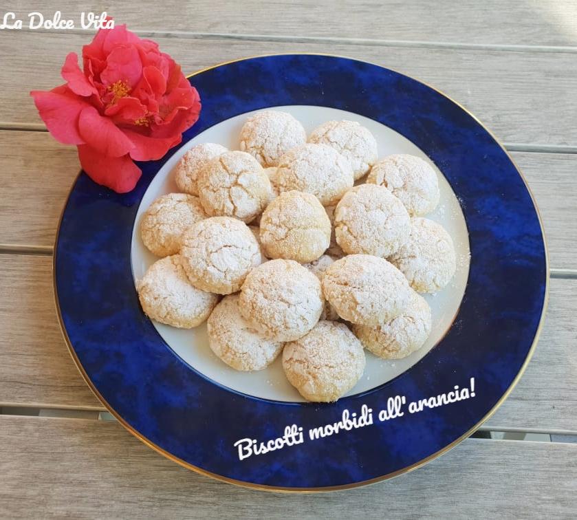 biscotti morbidi all'arancia 3