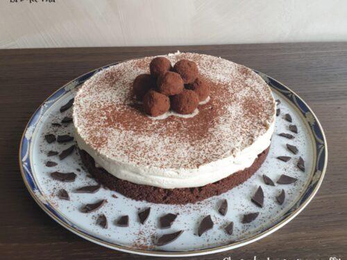 Cheesecake al mascarpone e caffè senza cottura!