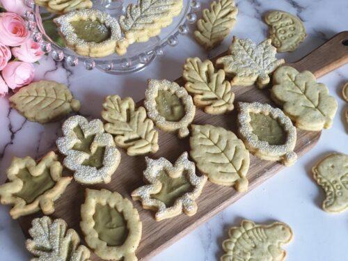Biscotti di frolla al pistacchio friabili e golosi!