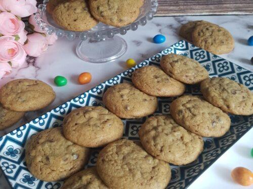 Cookies con nutella ricetta super golosa