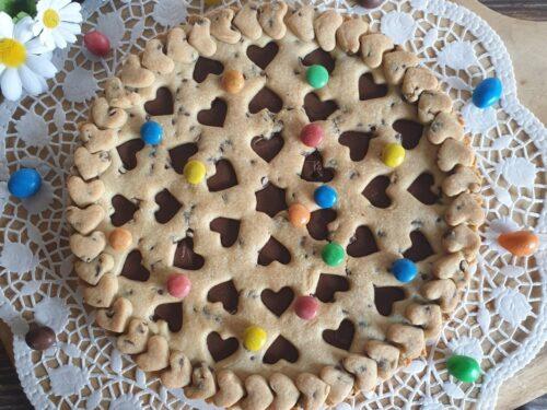 Crostata cookie ricetta super golosa!