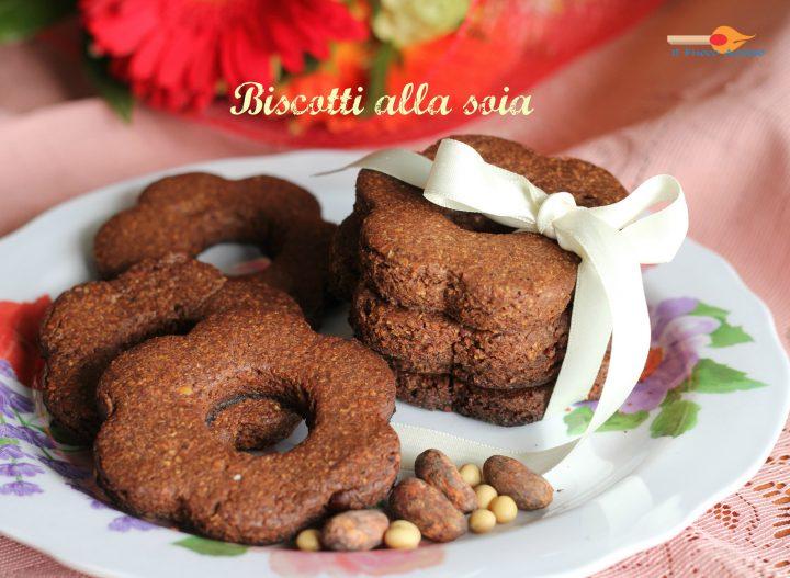 Biscotti alla soia
