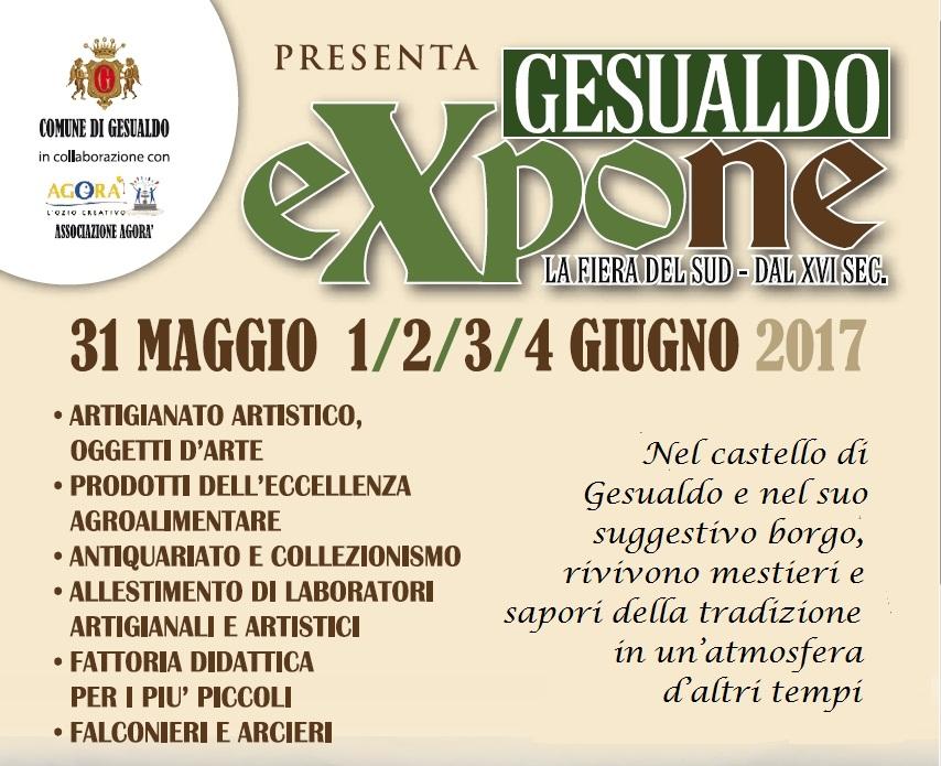 Gesualdo expone