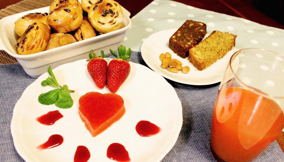 gelatina arancia e cannella