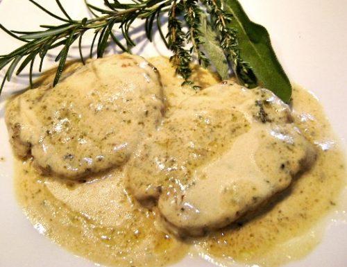 Filetto alla senape