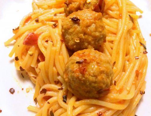 Spaghetti con le polpette: perchè non ti trovi una brava ragazza?