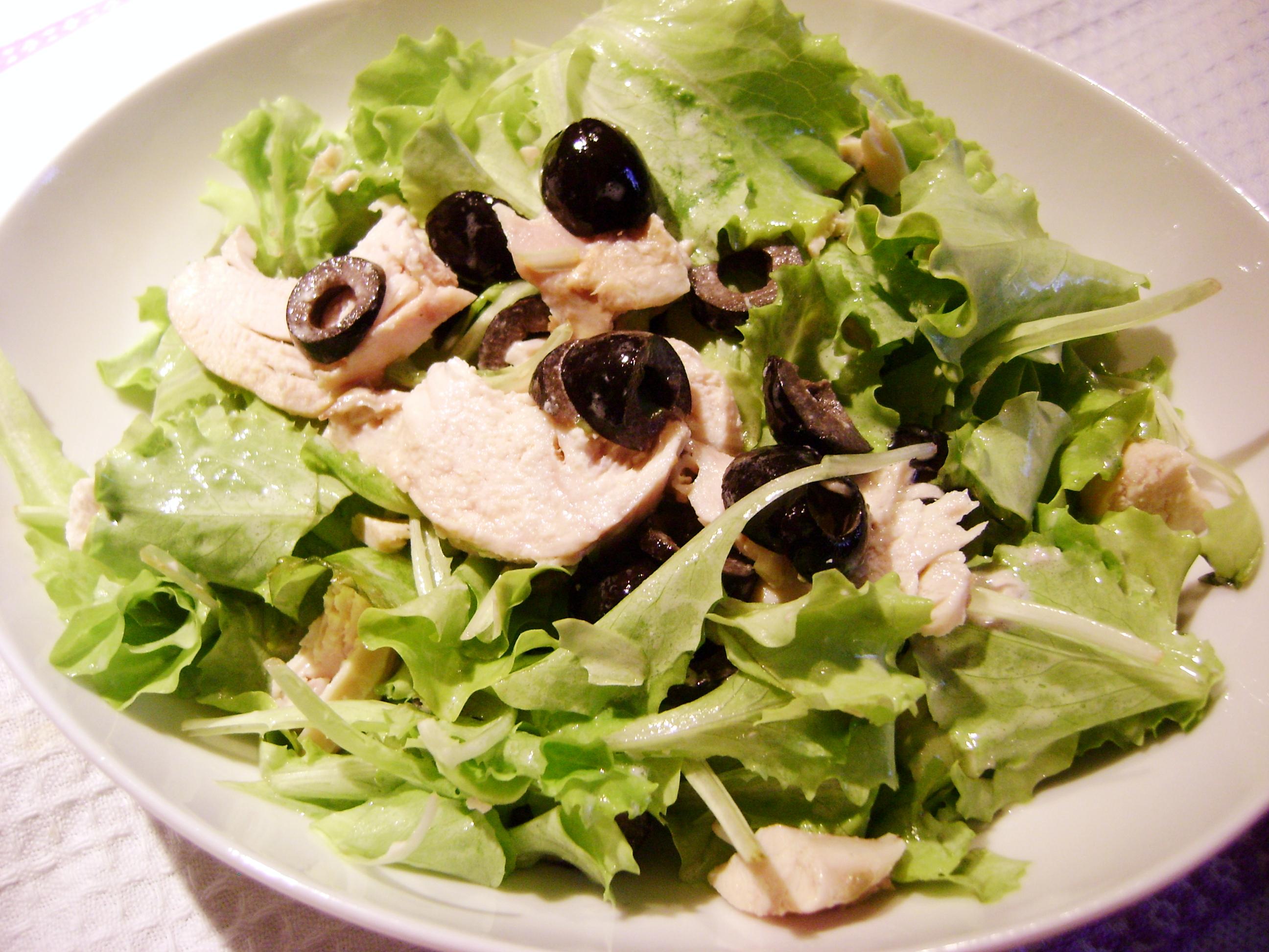 #pranzoinufficio insalata di pollo