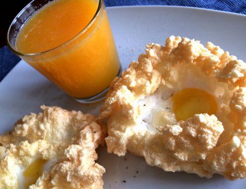 Uova a colazione!