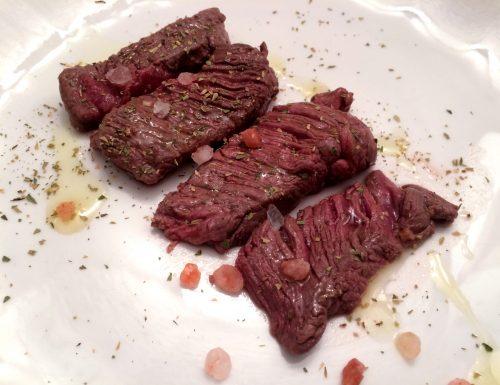 Filetto marsala e sale rosso
