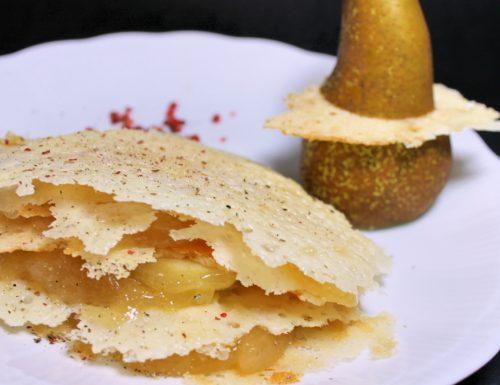 Lasagnette Gran Mugello e pere