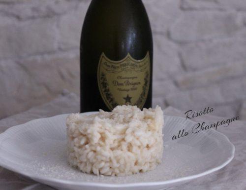 Risotto allo Champagne