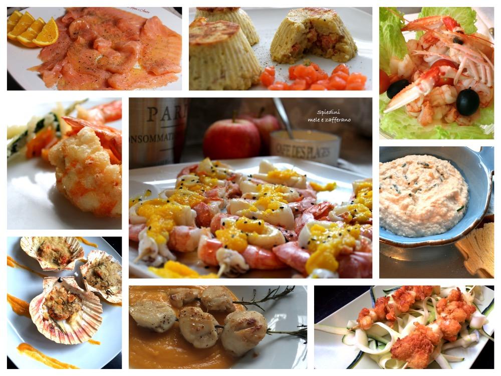 Antipasti Di Natale Con Pesce.Antipasti Di Pesce Ricette Facilissime Per Natale E Capodanno Blumirtillo