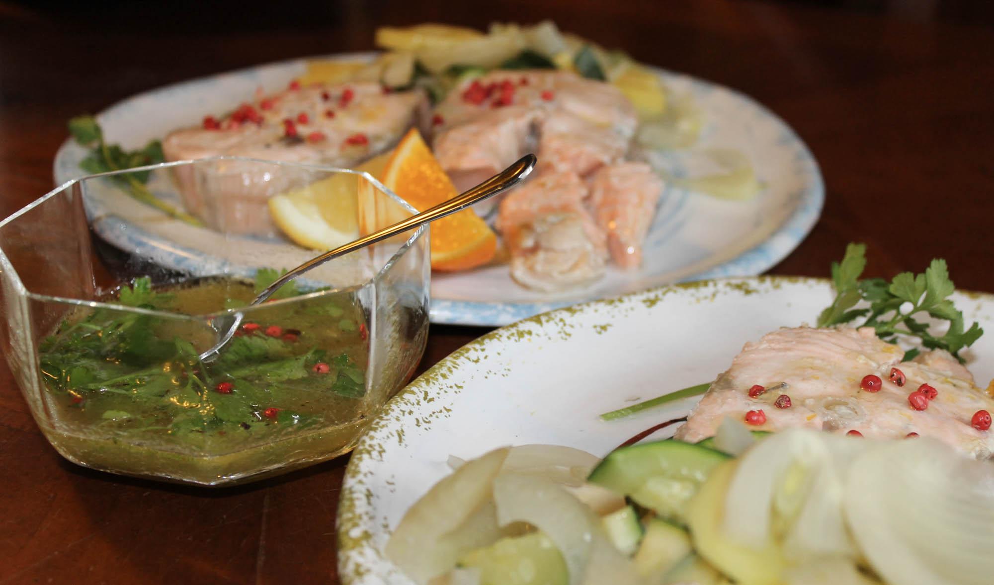 Secondi di pesce ricette facilissime per le feste for Ricette facilissime