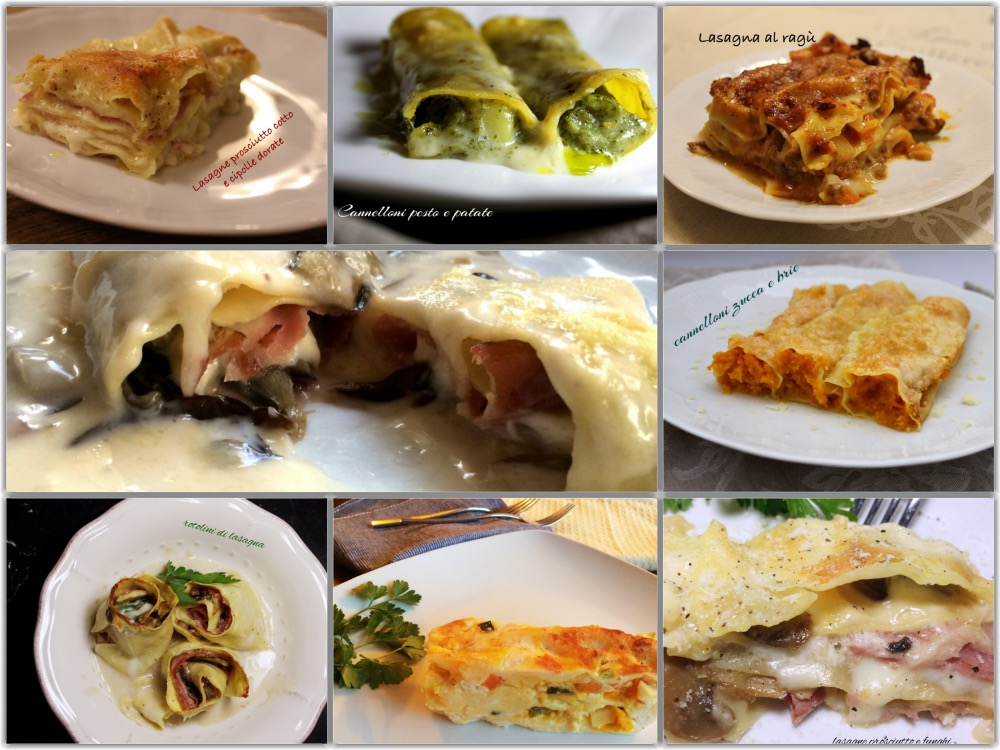 E a capodanno? Metti in forno una lasagna: idee facili e saporite ...