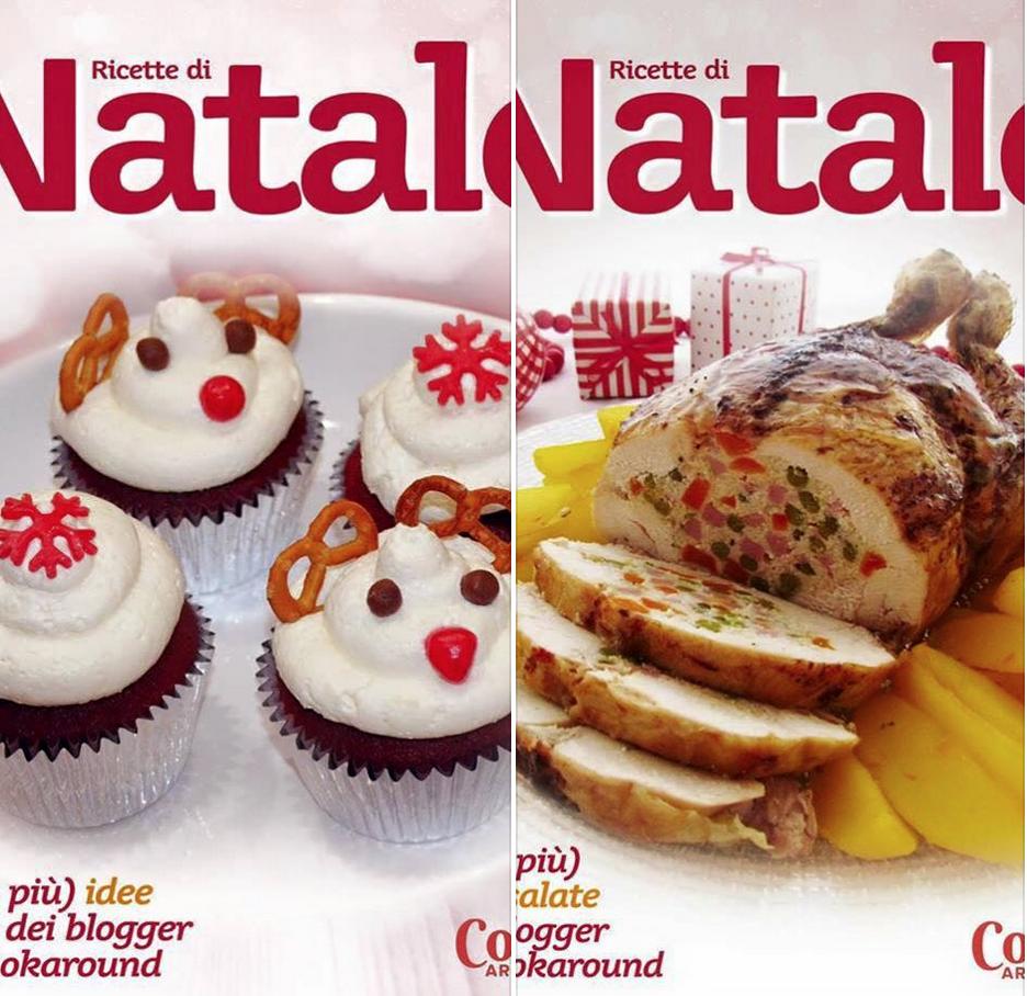 Cookaround ricette di natale salati dolci gli ebooks - Tutti in tavola ricette ...
