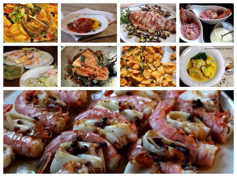 Secondi di pesce: ricette facilissime per le feste