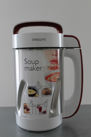philips soup maker esigenze e desideri di una foodblogger blumirtillo. Black Bedroom Furniture Sets. Home Design Ideas
