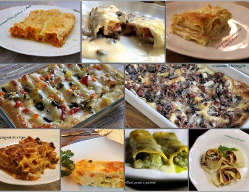 Easy Lasagne … buone e veloci!