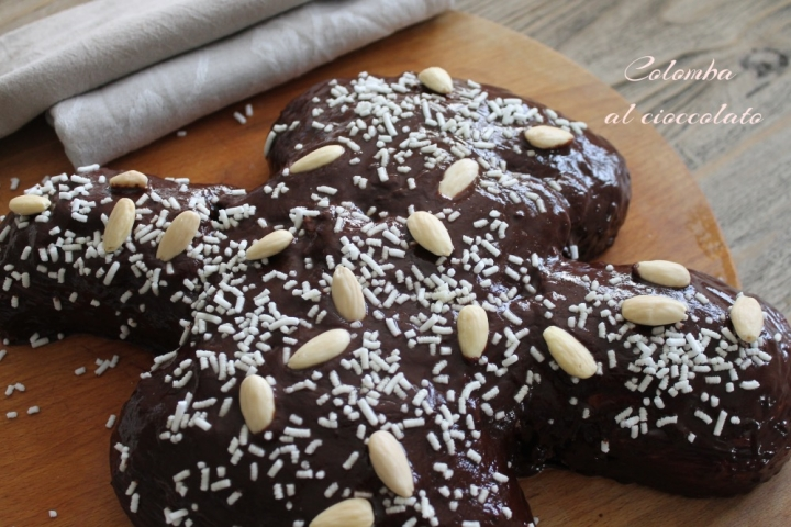 colomba al cioccolato 2