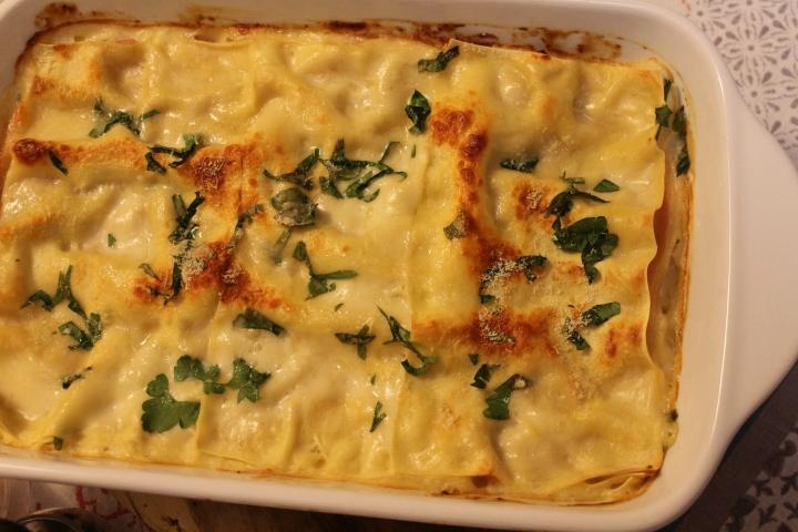 lasagne asparagi bianchi e cotto 2