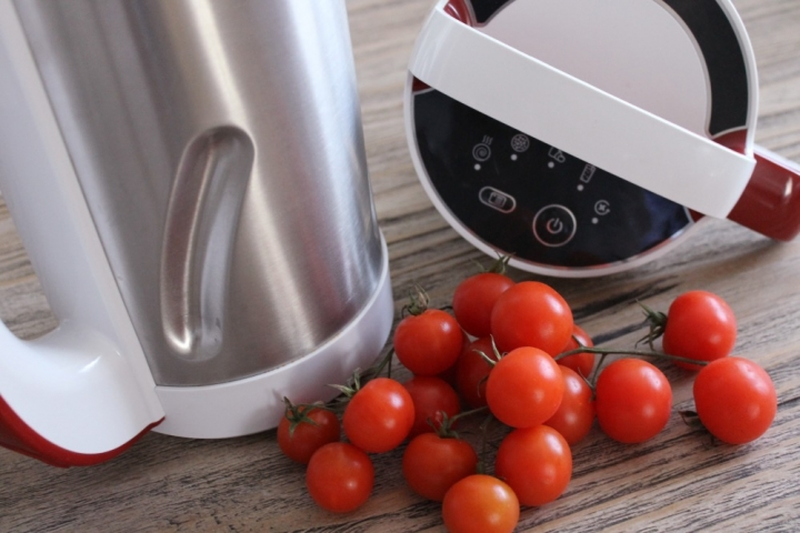 philips soup maker con pomodorini