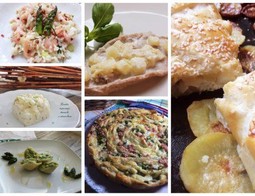 Ricette con gli asparagi … facili facili